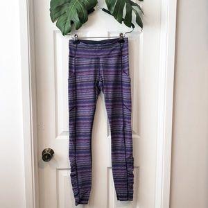 Lululemon Full Length Purple Leggings